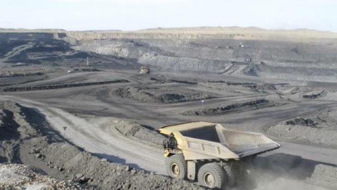 Aktivitas tambang batu bara