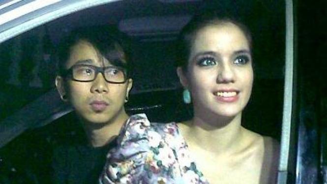 Sheila Marcia dan Kiki Mirano