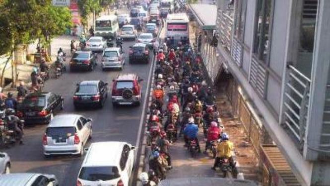 Busway Mampang