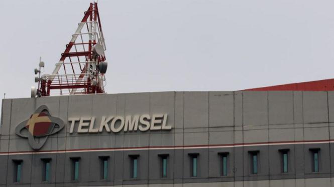 Gedung Telkomsel