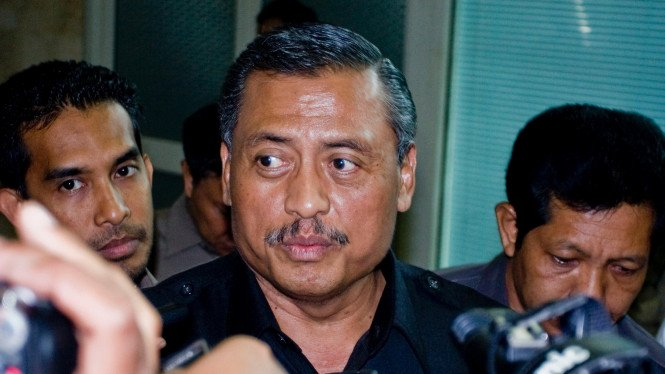 Kepala BIN Susanto datangi Komisi I DPR_RI