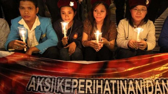 Aksi Keprihatinan dan Doa Bersama Bom Solo