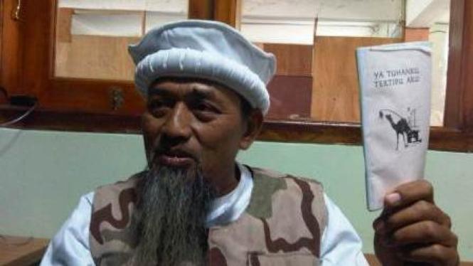 Ketua Laskar Mujahidin Cirebon, Andi Mulya