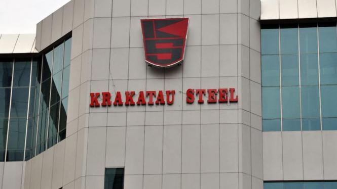 gedung krakatau steel