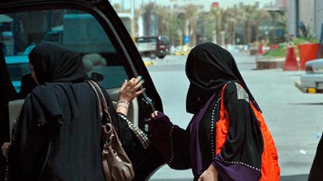 Wanita Arab Saudi
