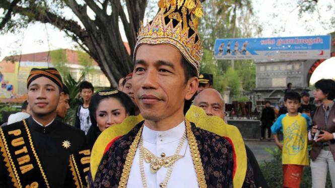 Walikota Solo, Joko Widodo