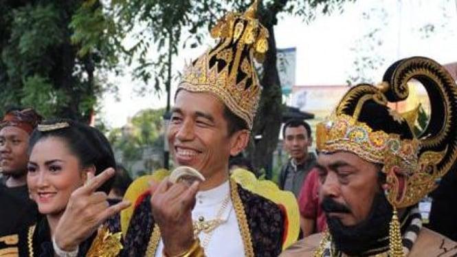 Walikota Solo, Joko Widodo dan wakilnya