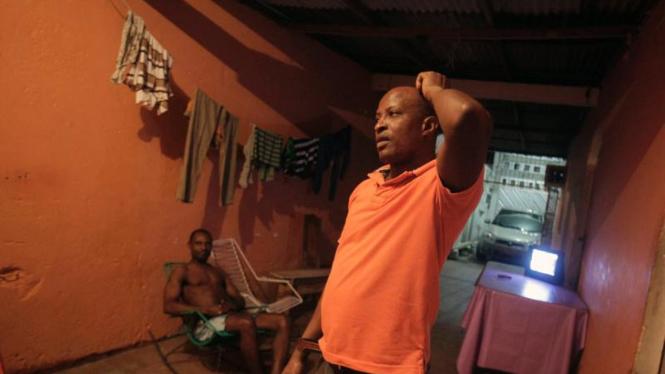 Kisah Pengungsi Haiti