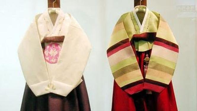 Hanbok, pakaian tradisional Korea