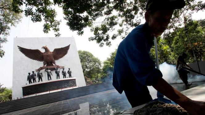 Monumen Pancasila Sakti