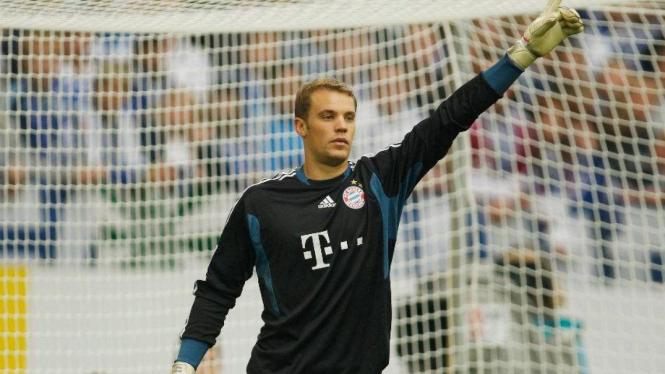 Kiper Bayern Munich, Manuel Neuer