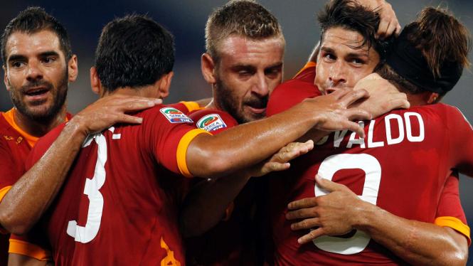 Pemain AS Roma