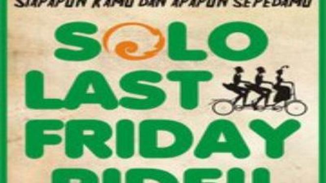 Solo Last Friday Ride