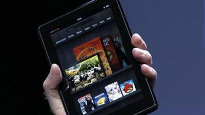 Kindle Fire, tablet PC besutan Amazon
