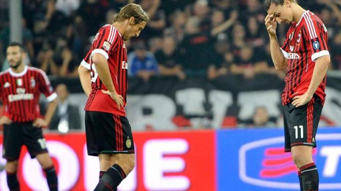Juventus Taklukan Ac Milan
