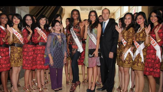 Miss Universe 2011 Asal Angola Leila Lopes