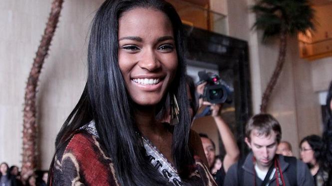 Miss Universe 2011 asal Angola, Leila Lopes