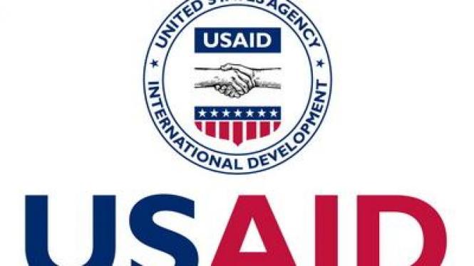 Logo USAID.