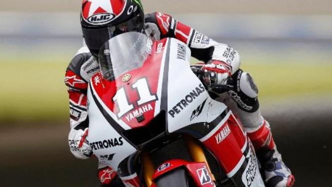 Pembalap Yamaha, Ben Spies