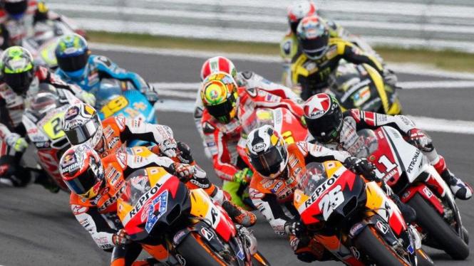 Balapan di MotoGP Jepang