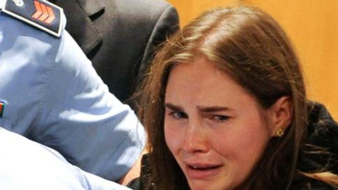 Amanda Knox, dibebaskan dari penjara Italia