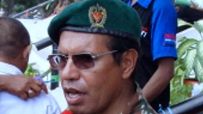 Jenderal Angkatan Bersenjata Timor-Leste, Taur Matan Ruak