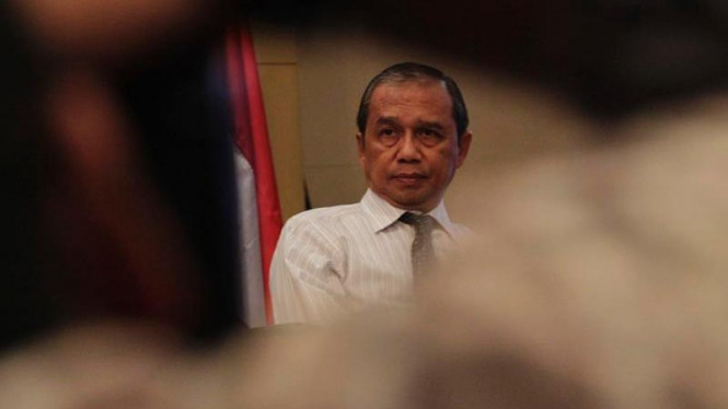 Ketua Pimpinan Pusat Muhammadiyah, Busyro Muqoddas.