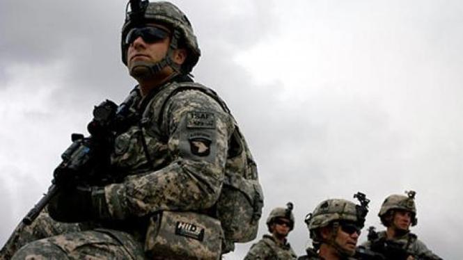 Tentara AS di Afganistan