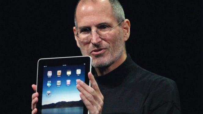 Mantan CEO Apple Steve Jobs