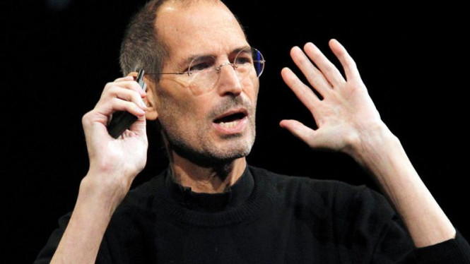 Mantan CEO Apple Steve Jobs