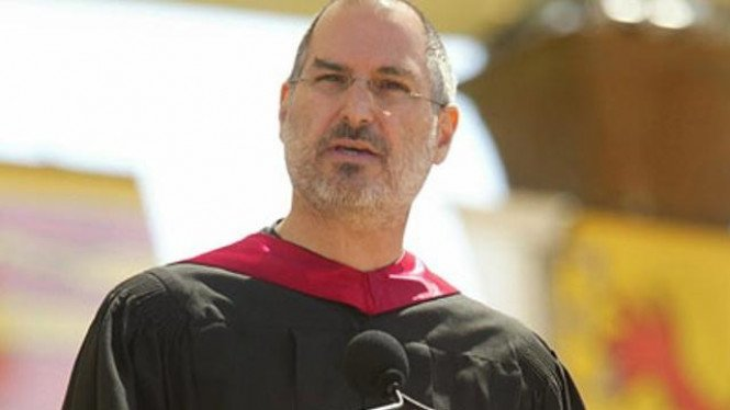 Steve Jobs ceramah di Stanford University