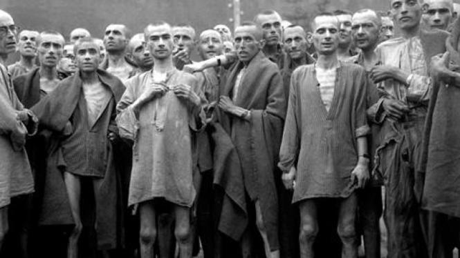 Para Yahudi di tahanan Nazi Jerman