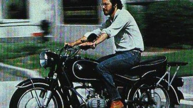 Motor BMW R60/2 (1966) milik Steve Jobs