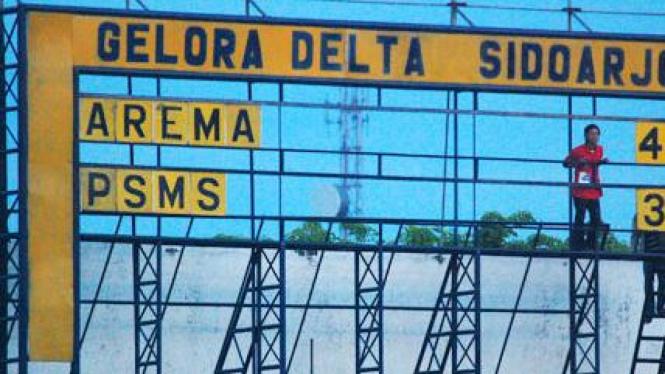 Stadion Gelora Delta Sidoarjo