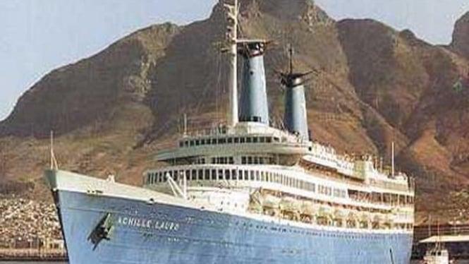 Kapal Achille Lauro