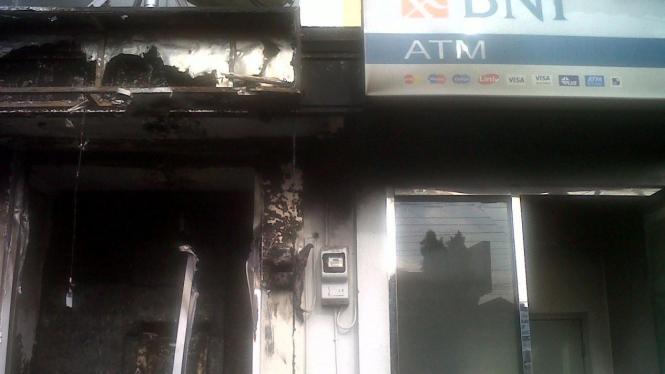 Bom ATM di Sleman