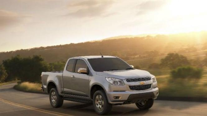 All-new Chevrolet Colorado