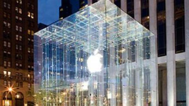 The Cube, Peninggalan Steve Jobs di New York