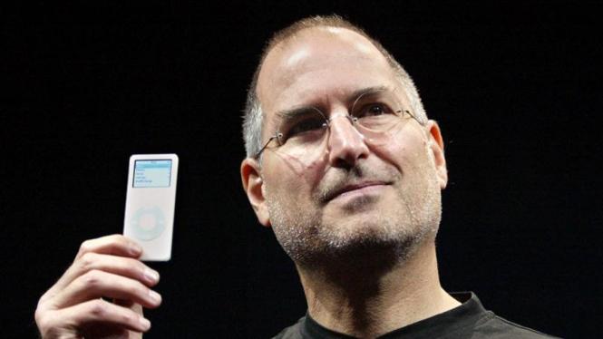 steve jobs perkenalkan ipod nano