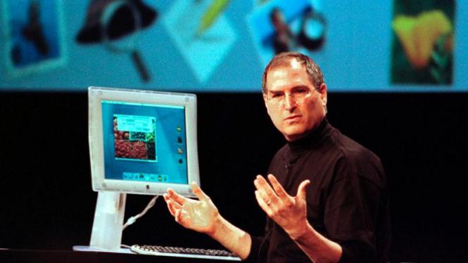 steve jobs perkenalkan sistem operasi macOS X