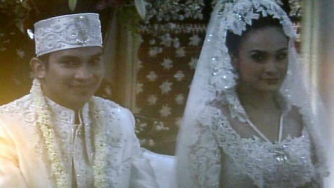 Akad nikah Mumtaz Rais dengan Futri Zulkifli Hasan