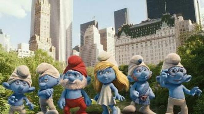 Film The Smurf