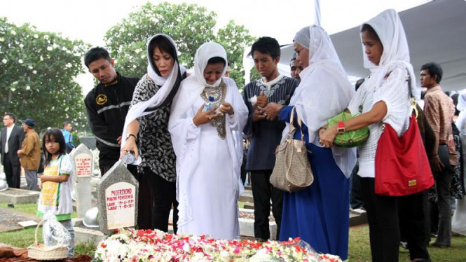 Pemakaman Moerdiono