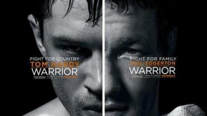 Poster Film Warrior