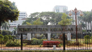 Gedung kementerian Keuangan