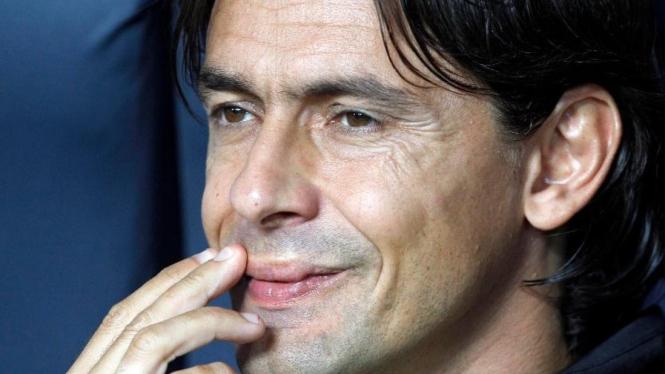 Striker AC Milan, Filippo Inzaghi