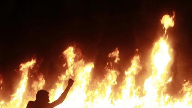 Kerusuhan di Kairo, Mesir, 9 Oktober 2011