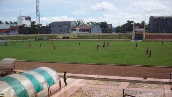 Stadion Mattoanging Andi Mattalatta