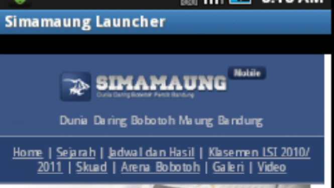 Simamaung Launcher