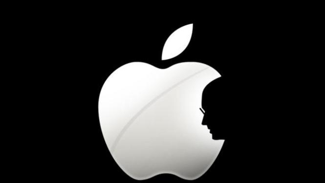 Desain mengenang Steve Jobs karya Jonathan Mak
